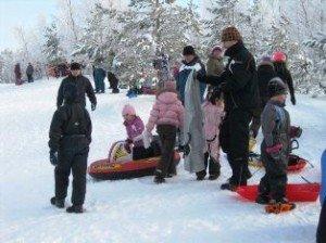 Fastlagsjippo @ Köpbacka småskola