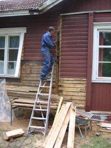 Kopia av Lapplands bilder,sommar bilder. Isas 18 årsdag 2009. 055